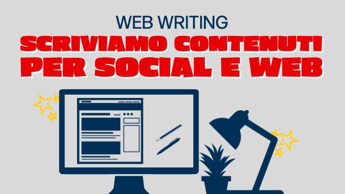 Web Writing per Web e Social Media